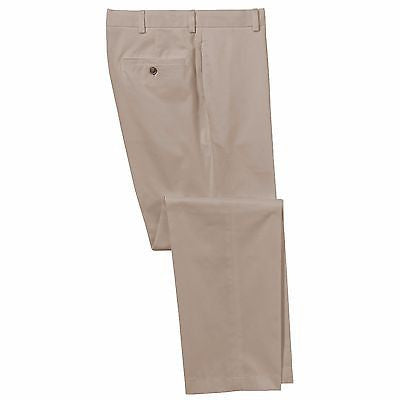 "Brooks Brothers Men's Advantage Chino Pant 34"" Inseam BTG134"