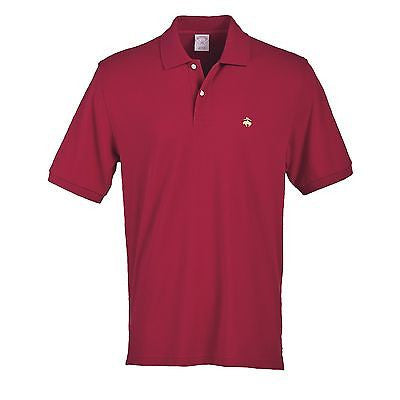 Brooks Brothers Men's 346 Golden Fleece Short Sleeve Polo - BR5097