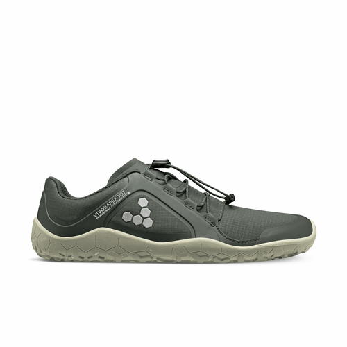 Vivobarefoot Womens All Weather Trail Shoe Charcoal