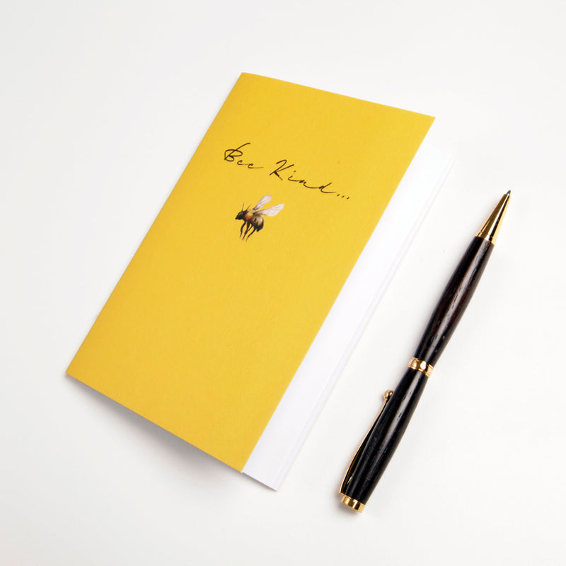 Bee Kind A6 Notebook