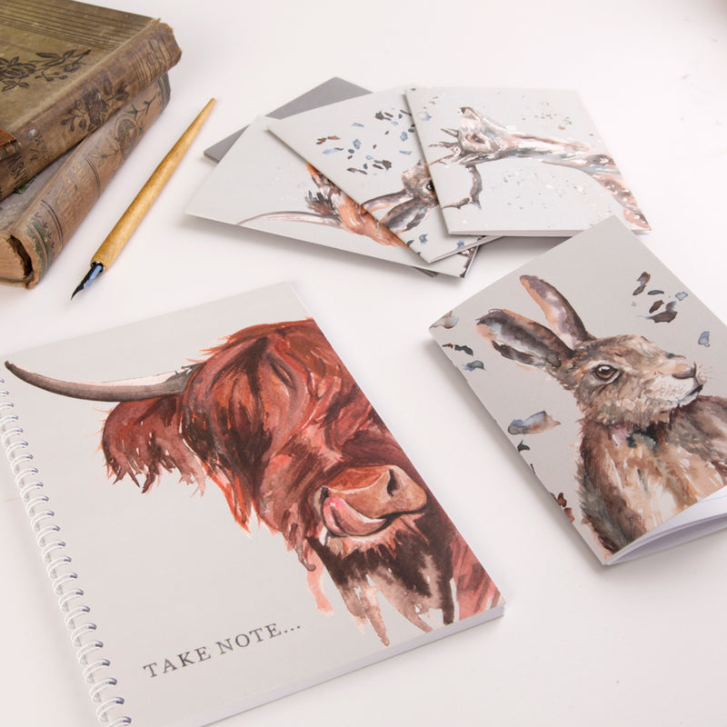 Country Note Card Set