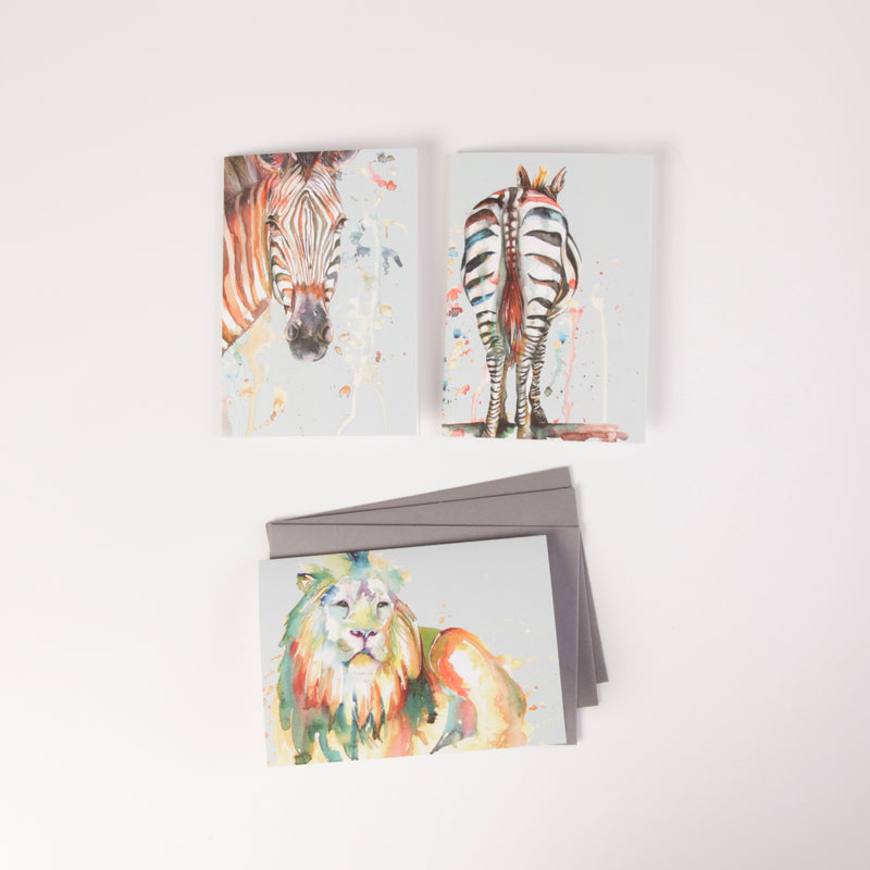 World Note Card Set