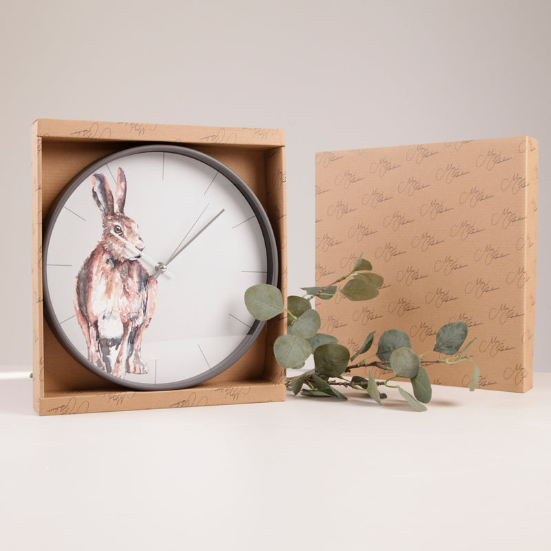 Hare Wall Clock