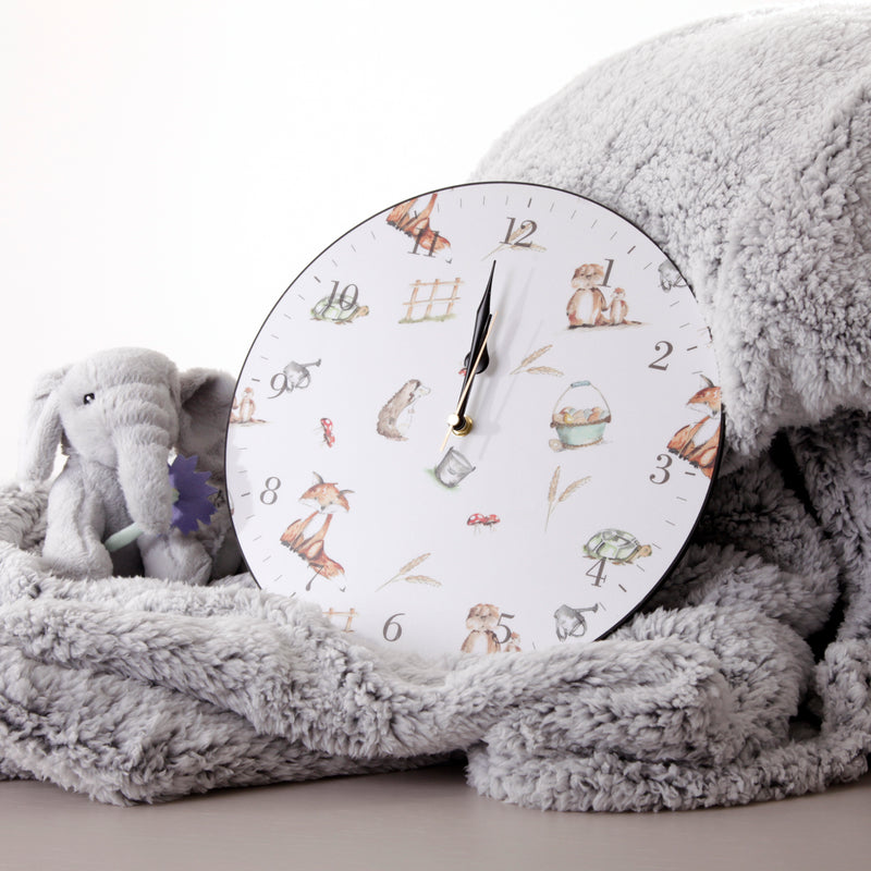 Little Joe & Co. Wall Clock