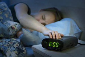 Hitting snooze confuses your brain more than waking up