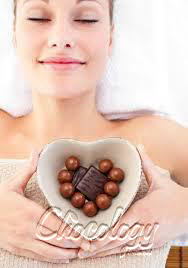 Chocolate heart health
