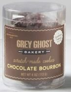 Grey Ghost Chocolate Bourbon Cookie 4 oz.