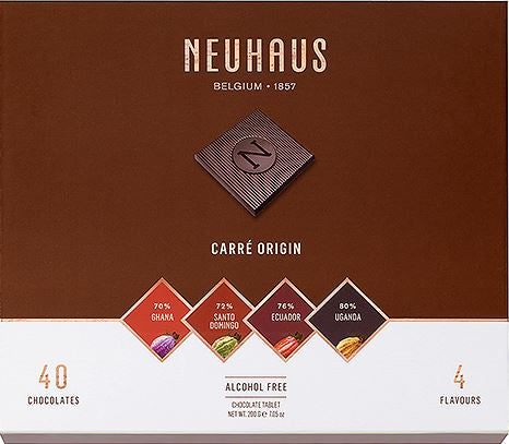 Neuhaus Le Carré Origin Dark, 40 pcs