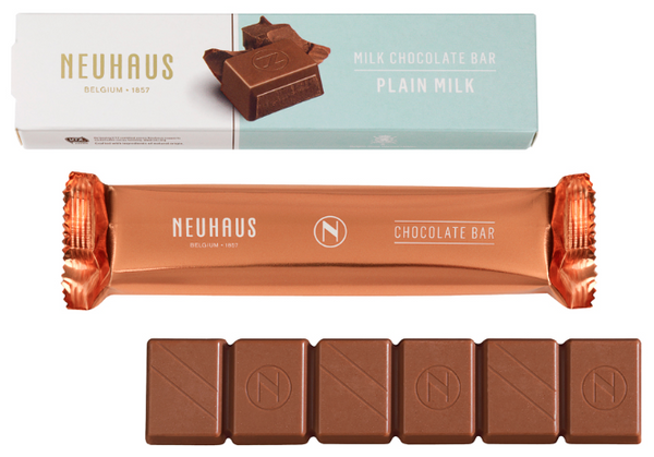 Neuhaus Milk Chocolate Bar