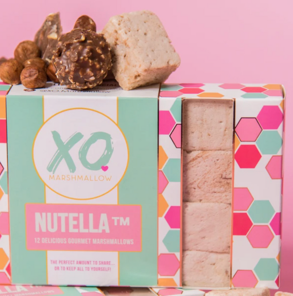 XO Nutella Marshmallows