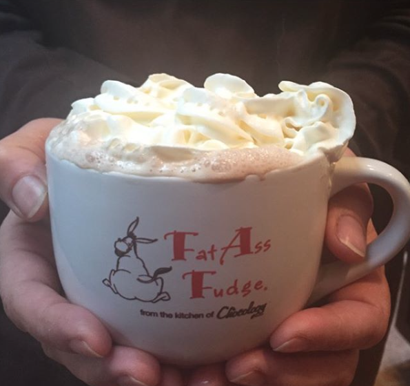 Fat Ass Fudge Mug Gifts