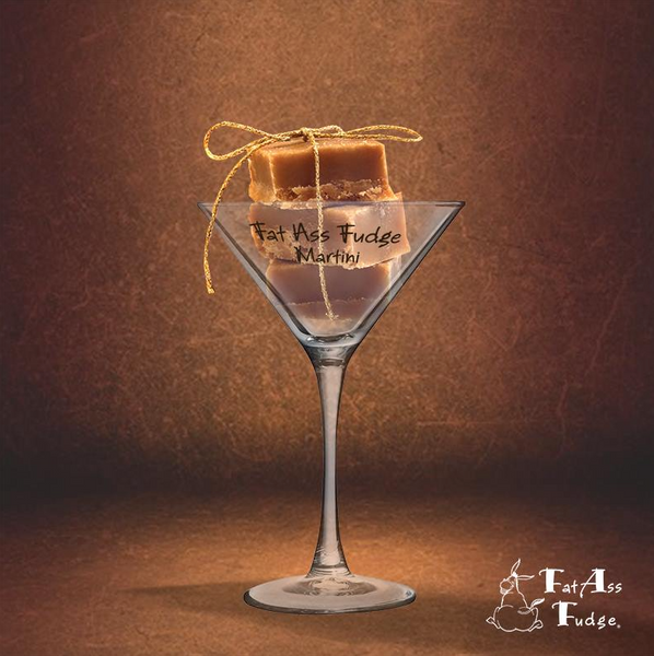 Fat Ass Signature Martini Glass