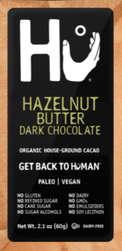 Hu Hazelnut Butter Vegan Chocolate Bar