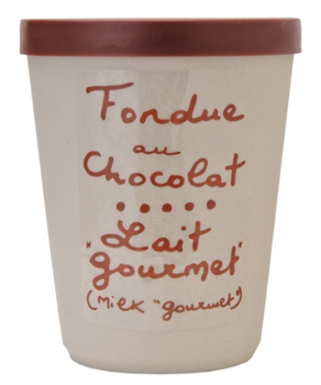 French Farm Milk Chocolate Fondue