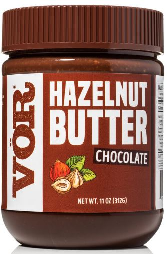 VOR Chocolate Hazelnut Butter