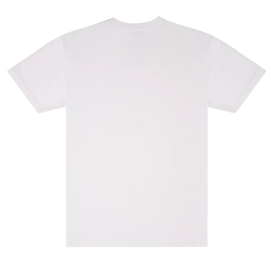 MAEL T-SHIRT ORGINAL FACE WHITE