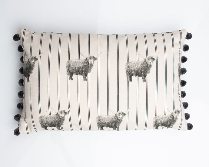 Billy Coo Heinz 57 cushion