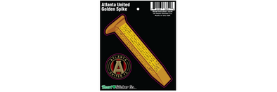 The Golden Spike of Atlanta United