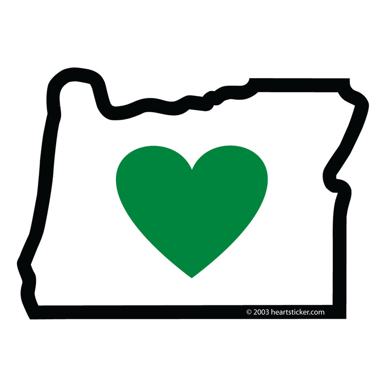 Announcing www.heartinoregon.com