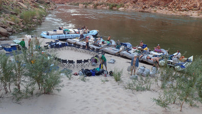 20 Friends. 17 Days.  1 Grand Canyon and River.  Endless Memories.