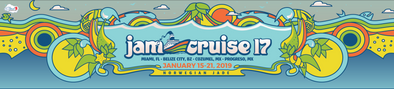 Jam Cruise | The Festival at Sea
