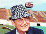 Bear Bryant Houndstooth hat