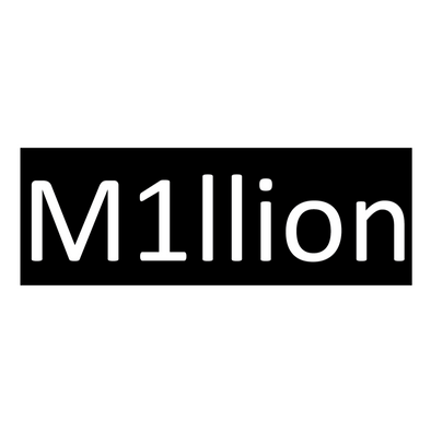 Sticker | One in a million | Puzzle - The Heart Sticker Company