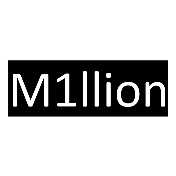 Sticker | One in a million | Puzzle