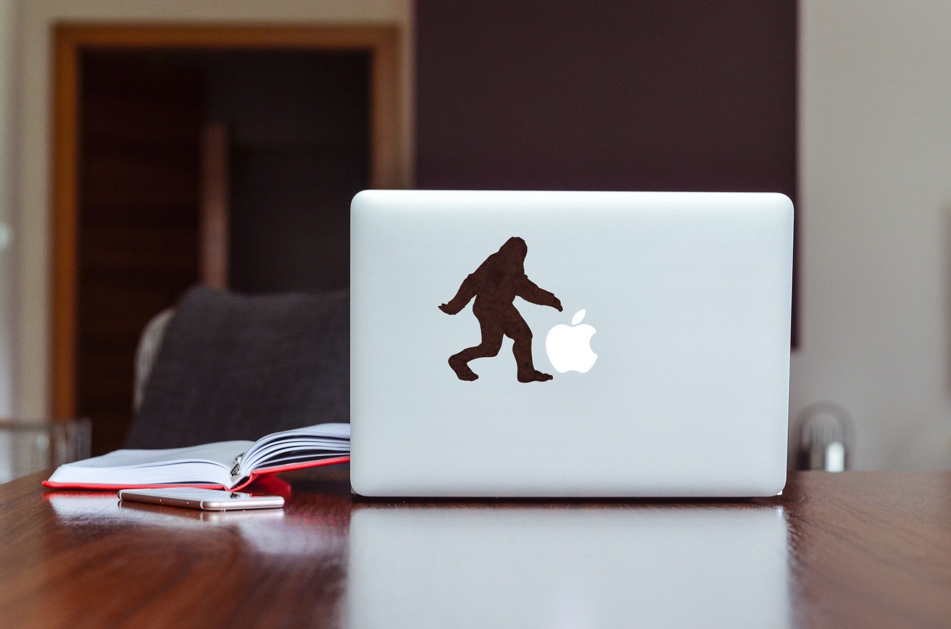 "Big Foot ""Cooler Sticker"" Patch - The Heart Sticker Company"