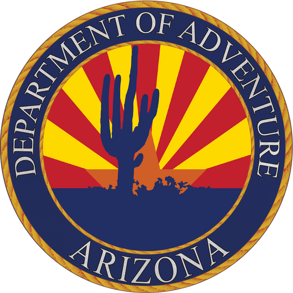Sticker | Arizona Dept. of Adv.