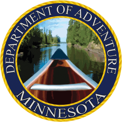 Sticker | MN Dept. of Adv. - The Heart Sticker Company