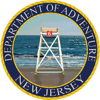 Sticker | NJ Dept of Adv. - The Heart Sticker Company