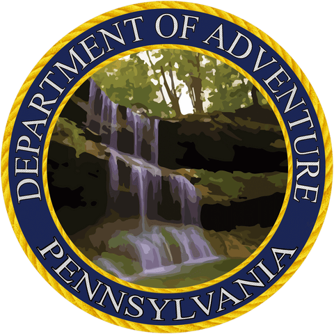 Connecticut - Connecticut Department of Adventure Sticker