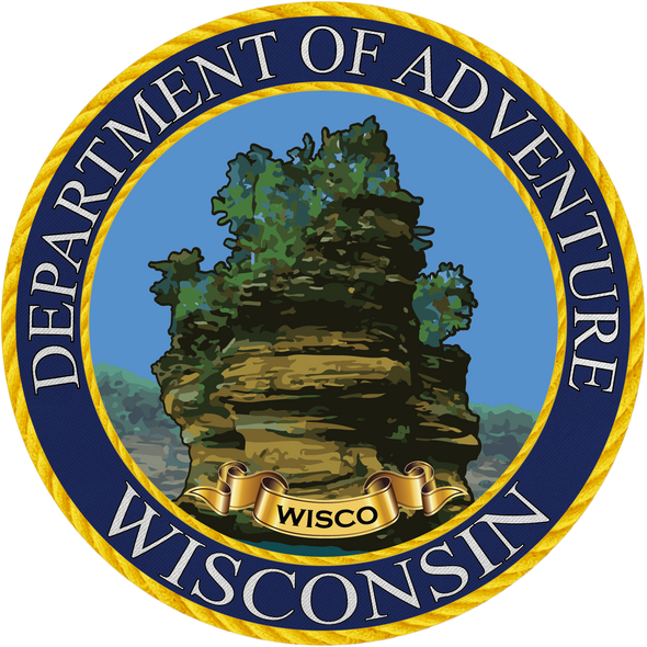 Sticker | WI Dept. of Adv. - The Heart Sticker Company