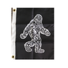 "Tribal Bigfoot Flag 12"" x 18"" - The Heart Sticker Company"