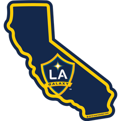 MLS LA Galaxy Sticker
