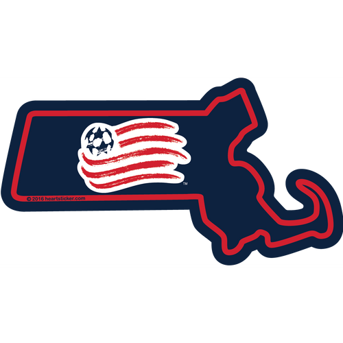 New England Revolution Sticker