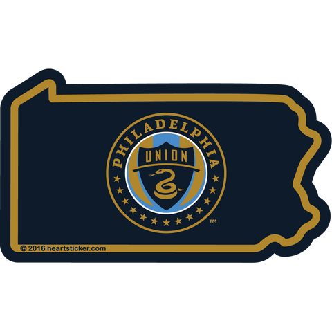 MLS Atlanta United FC in Georgia Sticker