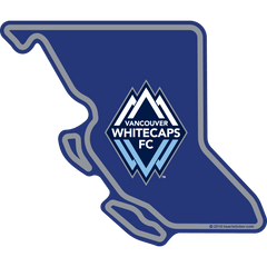 MLS Vancouver Whitecaps FC Sticker