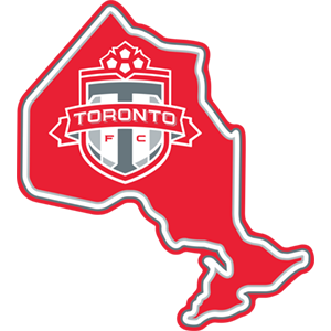 MLS Toronto FC Sticker