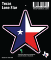 Sticker | Texas Lone STar