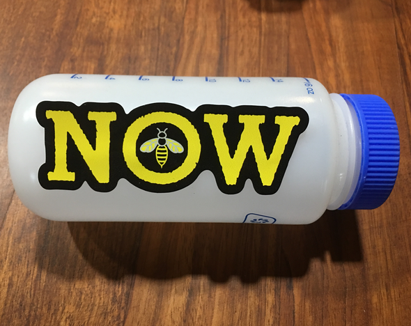 Sticker | Bee in the Now | Puzzle