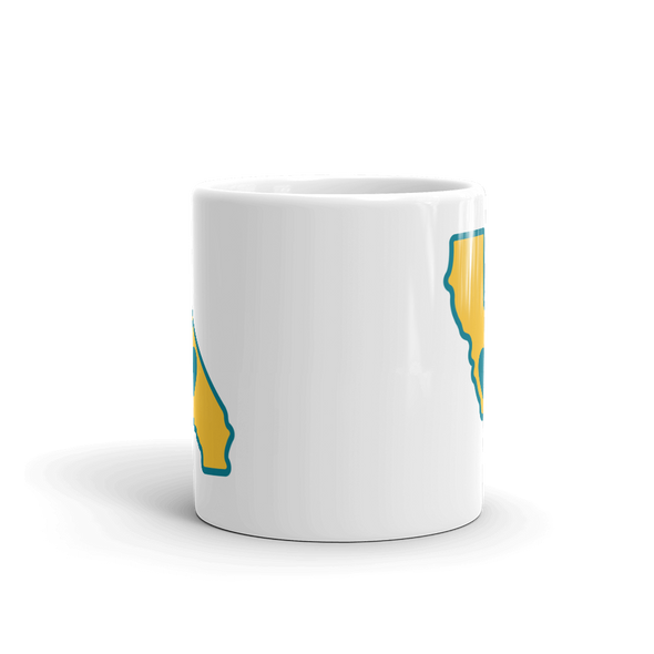 Drinkware | Heart in California | Coffee Mug - The Heart Sticker Company