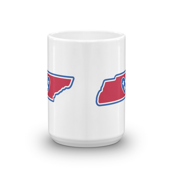 Drinkware | Heart in Tennessee | Coffee Mug