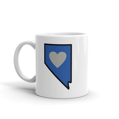 Drinkware | Heart in Nevada | Coffee Mug