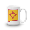Drinkware | Heart in New Mexico | Coffee Mug - The Heart Sticker Company