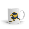 Drinkware | Heart in Alaska | Coffee Mug - The Heart Sticker Company