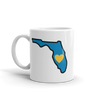 Drinkware | Heart in Florida | Coffee Mug - The Heart Sticker Company
