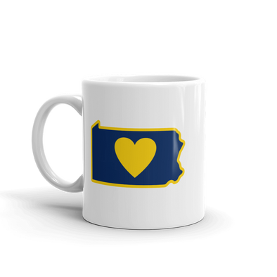 Drinkware | Heart in Pennsylvania | Coffee Mug