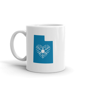 Drinkware | Heart in Utah | Coffee Mug - The Heart Sticker Company